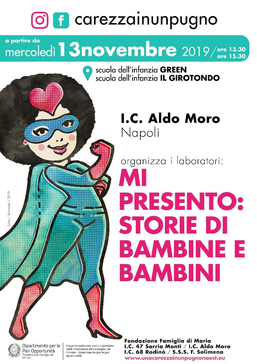 Mi Presento: Storie di Bambine e Bambini