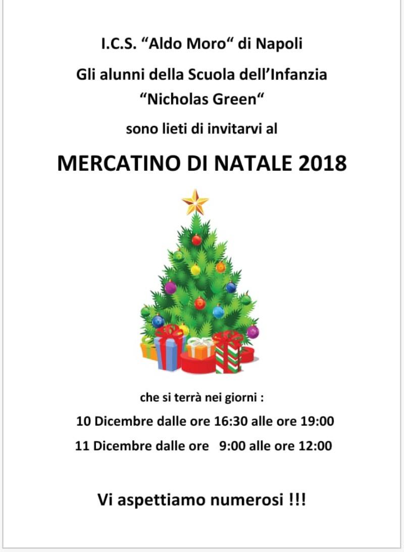 Mercatino di Natale 2018