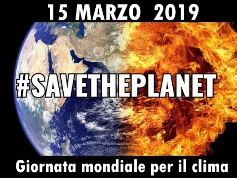 Giornata mondiale contro i cambiamenti del clima