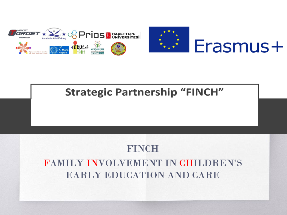 "FINCH"" Erasmus+ project"